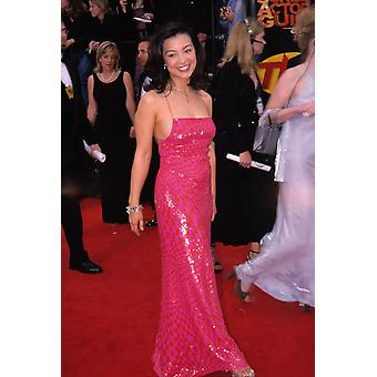 Ming-Na Wen At The 7Th Annual Sag Awards La March 11Th 2001 By Robert Hepler Celebrity