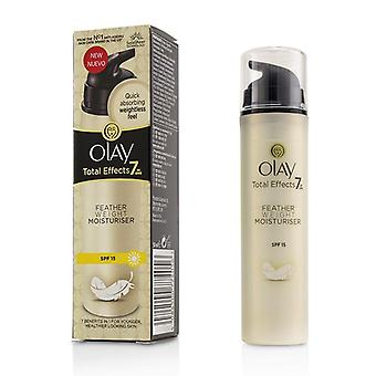 Olay Total Effects 7 In 1 Feather Weight Moisturiser Spf 15 - 50ml/1.7oz