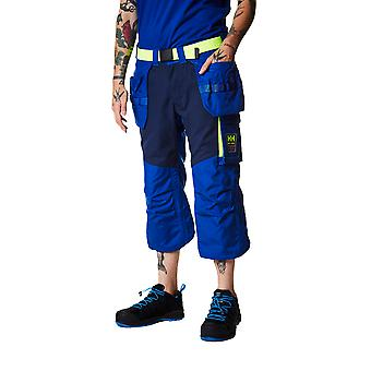 Helly Hansen Mens Aker résistant à l'usure Workwear Pirate Long Pantacourts