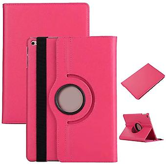 Cover 360 degrees pink case cover pouch bag for NEW Apple iPad 9.7 2017 new
