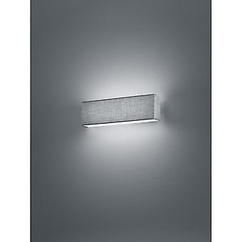 Trio Lighting Lugano Modern White Metal Wall Lamp