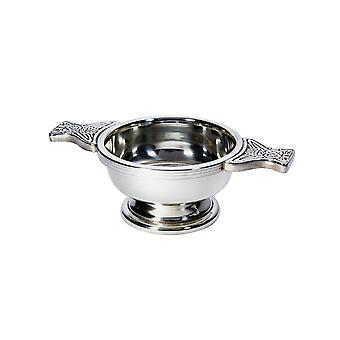 Celtic Kells Small Pewter Quaich