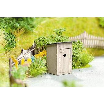 NOCH Laser-Cut minis® 14359 H0 Toilet shed