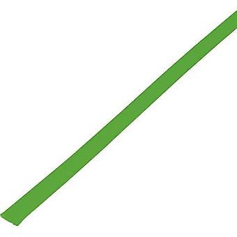 Conrad onderdelen 1243843 CBBOX1527-GN gevlochten slang groene PET 15 tot 27 mm 10 m