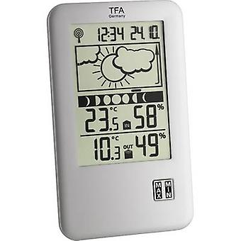TFA Dostmann Neo Plus 35.1109 Wireless digital weather station Forecasts for 12 to 24 hours