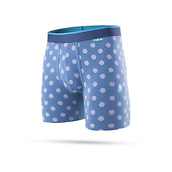 Stance Drop Out Underwear in Blue