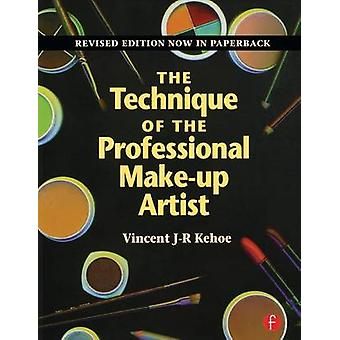 Technik des professionellen MakeUp Artist von Vincent J R Kehoe