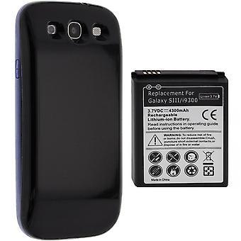 Akun Samsung Galaxy S3 i9300 4300 mAh akun + Majoitus