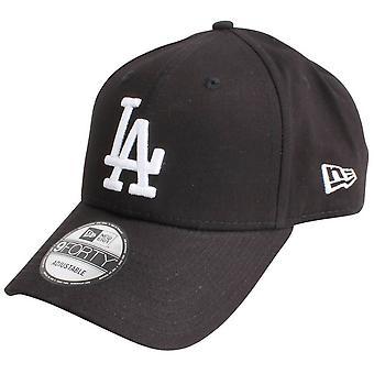 Nueva Era 9FORTY esenciales Los Angeles Dodgers Cap - negro