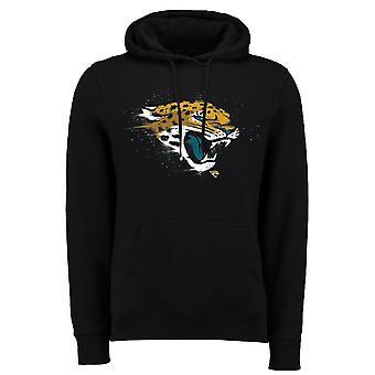 Fanatics splatter Hoody - NFL Jacksonville Jaguars black