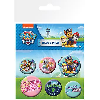 Paw Patrol Welpen Badge Pack