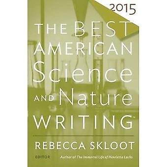 De Best American Science and Nature Writing (beste Amerikaanse Science & natuur schrijven)