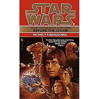 Black Fleet Trilogy 1: Before the Storm (Star Wars)