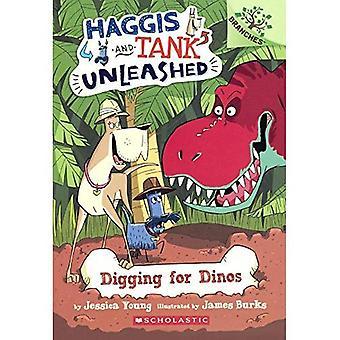Grävning för Dinos (Haggis och Tank loss)