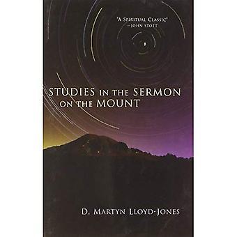 Studier i Bergprekenen