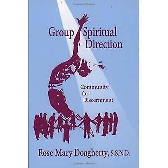 Groupe de Direction spirituelle: Communauté de discernement