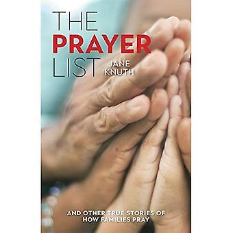 The Prayer List