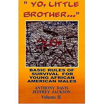 Yo, Little Brother ...: Basic Rules of Survival for Young African American Males: v. II