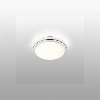 Faro - Cloe Chrome et blanc encastré LED plafond lumineux FARO63403