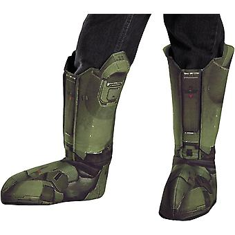 Master Chief kind Boot Covers