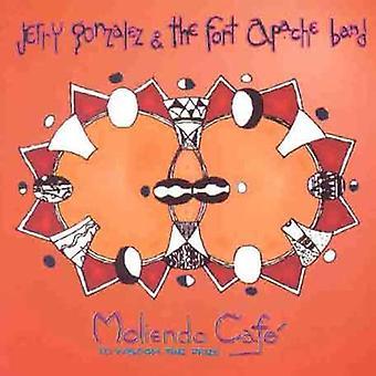 Jerry Gonzalez - Moliendo Cafe [CD] USA import