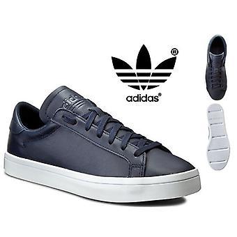 Adidas Originals Court Vantage Mens Leder Sneaker - S76209