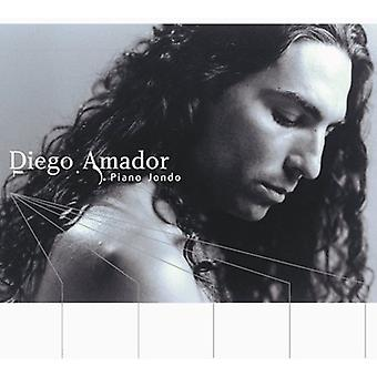 Diego Amador - Piano Jondo [CD] USA import