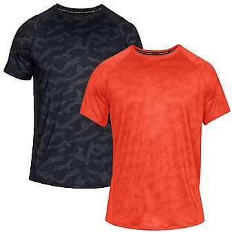 Under Armour Mens 2019 MK1 SS stampato T-Shirt