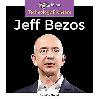 Jeff Bezos by Jennifer Strand - 9781680799248 Book