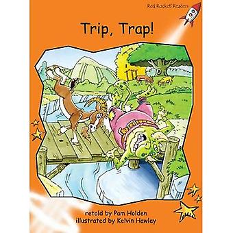 Trip - Trap! by Pam Holden - Kelvin Hawley - 9781776541669 Book