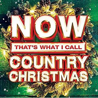 Various Artist - Now Thats What I Call Country Christmas [CD] USA import