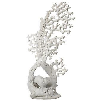 BiOrb White Fan Coral Ornament - Large