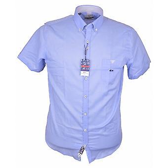 DARIO BELTRAN Dario Beltran Plain Button Down Shirt