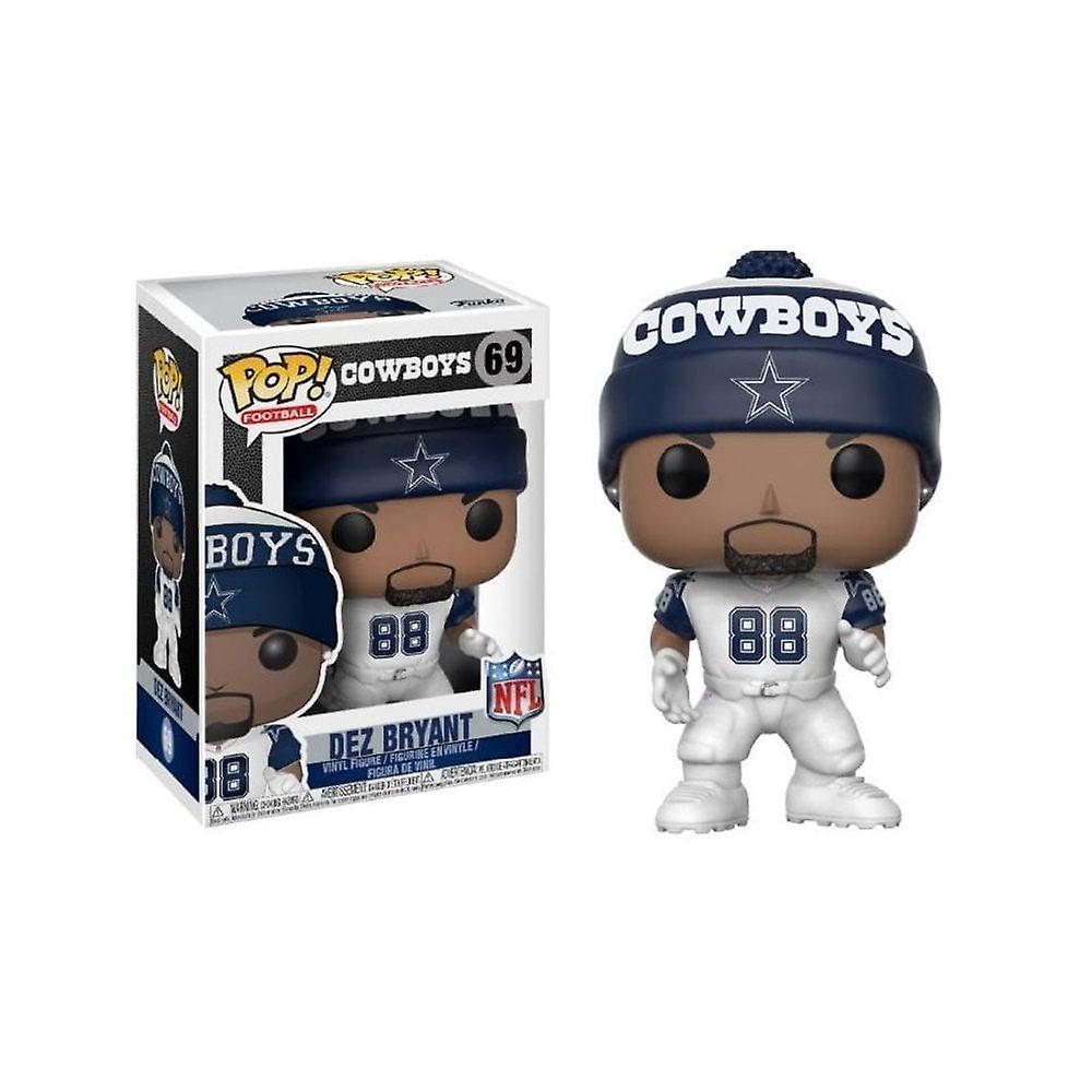 NFL Dez Bryant Dallas Cowboys Color Rush POP! Vinyl