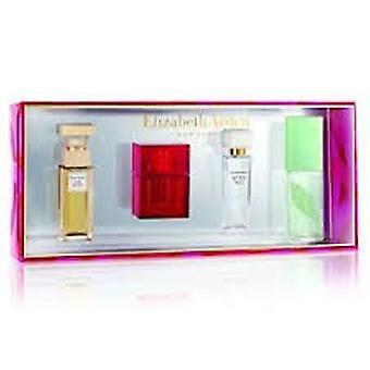 Elizabeth Arden Corporate wakacje zapach Gift Set herbata 5th Avenue EDP Spray + 10ml czerwony drzwi EDT Spray Biały 7,5 ml 10ml EDT + 15ml Spray zapach zielonej herbaty