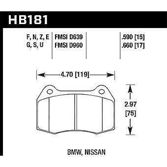 Hawk Performance HB181F. 660 HPS