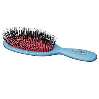 Mason Pearson Bristle/Nylon Pocket Brush BN4-Blue