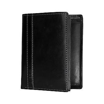 bugatti men's fake bag purse wallet purse black 8137