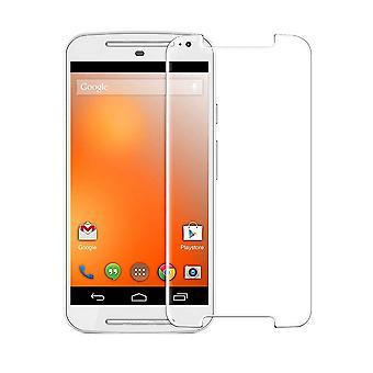 Motorola Moto G 2015 Screenprotector - Karkaistu lasi 9H