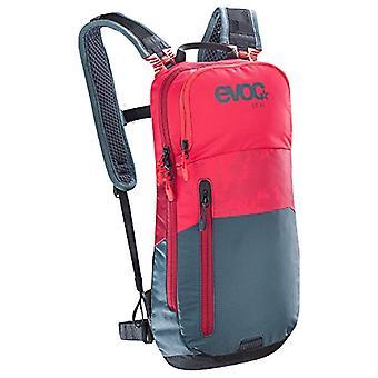evoc CC Bike Backpack - 44 cm - 6 Liters - Red/Slate