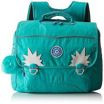 Kipling INIKO Sac à dos pour enfants - 40 cm - 18 litres - Bleu (Deep Aqua C)