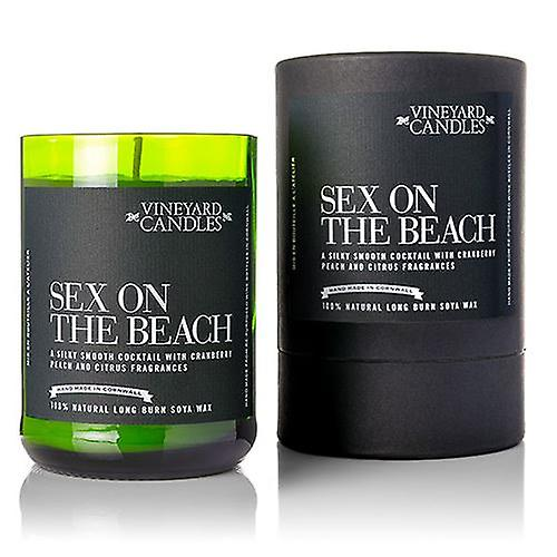 Sex On The Beach Candle in Gift Drum