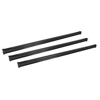 3 Bar Heavy Duty Roof Bars for Mercedes VITO van 2003-2014