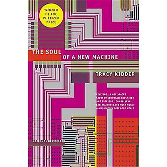 Soul of a New Machine di Tracy Kidder - 9780316491976 libro