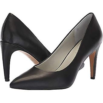 1.STATE Womens 1S-HEDDE Leather Pointed Toe Classic Pumps