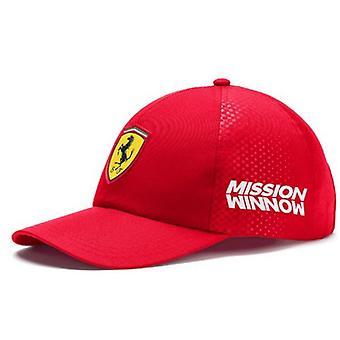 Scuderia Ferrari Puma Team Baseball Cap | 2019 | Red | Adult