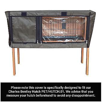 Charles Bentley Deluxe Guinea Maialino Coniglio Hutch Coprire Bentley Pet/Hutch.01 Cage