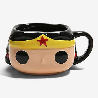 Wonder Woman Pop! Mug