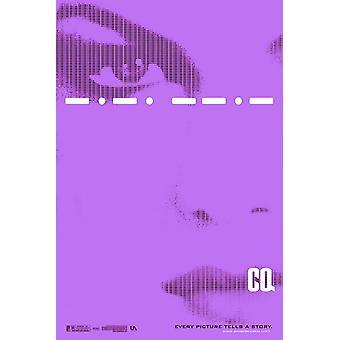 CQ (enkelsidig Advance Style B) original Cinema affisch