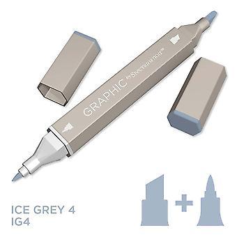 Graphic by Spectrum Noir Single Pens - Ice Grey 4